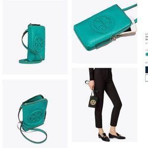 70865c0cc30 Tory Burch Bags - Tory Burch Charlie Mini Phone Crossbody NWT NIB